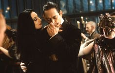 Morticia and Gomez, 'The Addams Family'