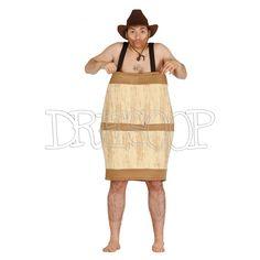 Disfraz Barril para hombre - Dresoop.es