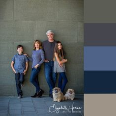 The Artistry of Elizabeth Homan: Family Portrait Clothing Ideas for 2018 Studio Portraits, Family Portraits, Family Images, Maternity Portraits, Cool Tones, A Boutique, Clothing Ideas, San Antonio, What To Wear