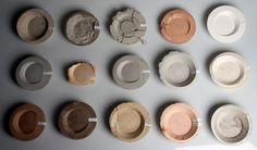 Cities color palette « The Ceramicists