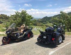 #GORDON_GL1800_TRIKE  #gordon #gordontrike #trike #gl1800 #gl1800trike #goldwing #goldwing1800 #luxury #luxurylife #honda #Japan #supercar #superbike #biker #touring #instafashion #instahappy #instacars #instagood #ゴードン #トライク #ゴールドウィング #バイク #車 #ドライブ #ツーリング #ラグジュアリー #ホンダ