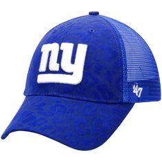 New York Giants '47 Women's Billie Adjustable Hat - Royal - $19.99
