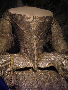 Sofia Magdalena's wedding dress