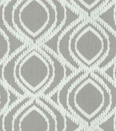 """54"""" Modern Essentials Print Fabric-Fish Eye Oyster"""
