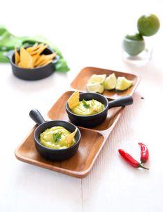 guacamole - Sabores de Canela