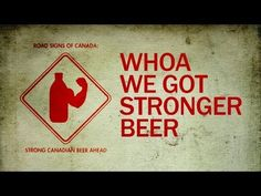"""Tim Hicks - Stronger Beer (Lyric Video)=This is a Canadian Beer commercial.. music and words all CANADIAN.  Lyrics are great.. turn up the volume and enjoy it. 2014 Juno Award Nominee """"Breakthrough Artist of the Year"""" and """"Country Album of the Year"""""""
