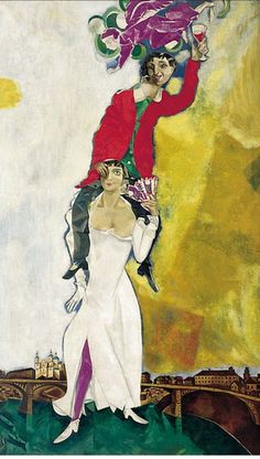 Come to Our Wedding Marc Chagall