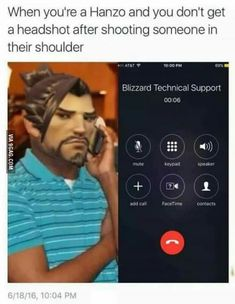 Same brother... (Overwatch)