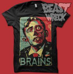 Beastwreck tshirts