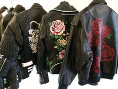 Epic 48 Awesome Leather Jackets For Women https://fashiotopia.com/2017/06/09/48-awesome-leather-jackets-women/ Why leather, you can wonder. A soft leather cleaner will be appropriate for doing it. Synthetic leather on the opposite hand is made of plastic material.