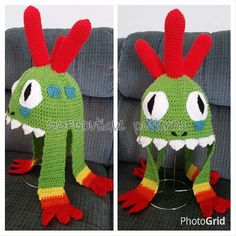 Crochet Sweater Pattern For 18 Inch Doll : 1000+ images about Crochet World of Warcraft on Pinterest ...