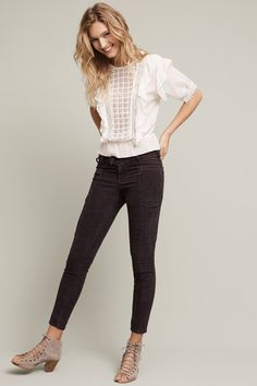 Shop the Pilcro Mid-Rise Skinny Utility Cords and more Anthropologie at Anthropologie today. Read customer reviews, discover product details and more.