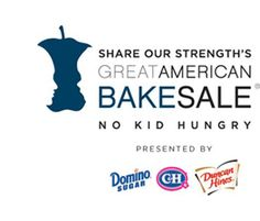I actually have the paperwork to do a bake sale for this organization, just have never completed it.