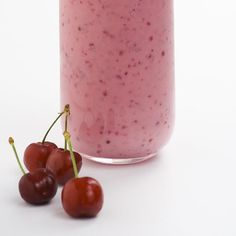 You'll Love the Slimming Effect of Jennifer Aniston's Cherry Smoothie