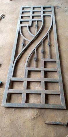 all type door design Window Grill Design Modern, Grill Gate Design, Balcony Grill Design, Steel Gate Design, Front Gate Design, House Gate Design, Door Gate Design, Balcony Railing Design, Steel Grill Design