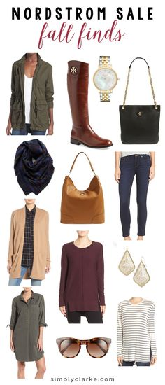 Nordstrom Sale Fall Finds - Simply Clarke