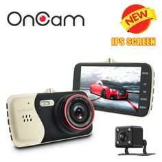Original 4.0 Inch IPS Screen Car DVR Novatek NTK96658 Car Camera T810 Oncam  Dash Camera Full HD 1080P Video 170 Degree Dash Cam * Locate the offer simply by clicking the image