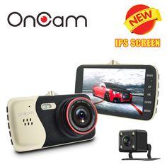 Original 4.0 Inch IPS Screen Car DVR Novatek NTK96658 Car Camera T810 Oncam  Dash Camera Full HD 1080P Video 170 Degree Dash Cam * Locate the offer simply by clicking the image