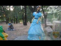 Моя Украина - Запорожские зарисовки-2,путешествия по стране, туризм, архитектура, искусство. - YouTube