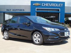2017 Chevrolet Cruze Vehicle Photo in Plano, TX 75075