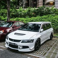 #mitsubishi #evo #wagon #lancer #jdm #jdmgram #stancenation #dropped