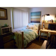 25 of the Most Well-Designed Dorm Rooms Perfect for Decor Inspiration…