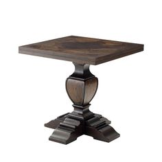 Hooker Furniture Waverly Place Round Drop Leaf Pedestal Dining Table |  Pinterest | Hooker Furniture, Leaves And Pedestal Dining Table