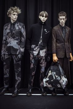 GET THE DIOR HOMME x DAN WITZ COLLECTION - WINTER 2017-2018 - Modern Culture Of Tomorrow