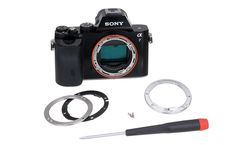 """Eliminate Lens Play On Your Sony A7s With The Fotodiox All Metal """"Tough E-Mount"""""""