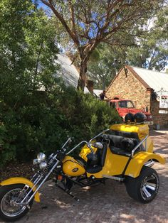 A visit to the magnificent Rockford Wines is always a pleasure, especially on a mild Autumn day on the back of a trike.