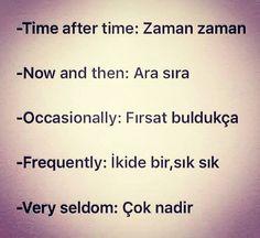 Learn English Kid, English Help, English Verbs, English Lessons, English Grammar, Vocabulary Journal, Grammar And Vocabulary, English Vocabulary, Learn Turkish Language