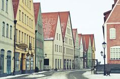Jakriborg, Sweden. Why can't our cities look like this?