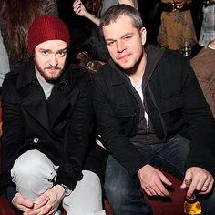 Justin Timberlake, M