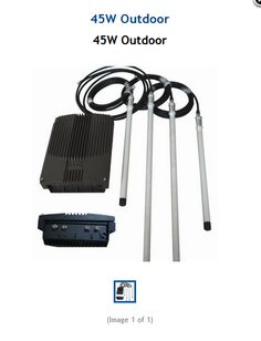This high powered 45 Watt outdoor signal blocker with external antenna set was designed specifically with military compounds and security personnel in mind. Cell Phone Store, New Mobile Phones, Cell Phone Plans, Old Phone, Zoom Lens, Security Systems, Military, Outdoor, Safety