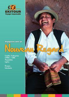 catalogue de Voyage Ekitour