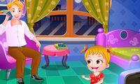 Baby Hazel Doctor Dressup - Jouez gratuitement à des jeux en ligne sur Jeux.fr