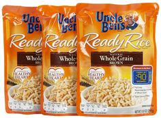 Hot New Coupons To Print: Uncle Bens, Muellers, Prevacid & More!