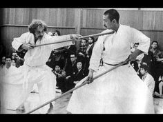 Aikido Video - Morihei Ueshiba 植芝 盛平 - Old Japanese Documentary PART 1/2 #aikido #socialmedia