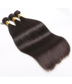 No Shedding&Tangle Soft Virgin Malaysian Straight Hair,  #malaysianhair #straighthair weave