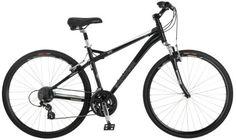 Hybrid Bikes - Schwinn Mens Mica 20 Hybrid Bike Black 18InchMedium *** Want to know more, click on the image.