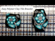 [♥✿ Tuto Fimo : cane Kaléidoscope ✿♥] ~ [♥✿ Polymer Clay Tutorial : Kaleidosope cane ✿♥] - YouTube