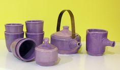 mauve tea ...by www.martaceramica.com