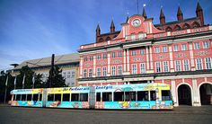 The Rostock City Hall in Rostock Germany | Flickr - Photo Sharing!