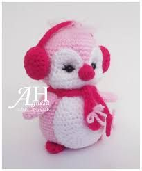 Image result for amigurumi penguin
