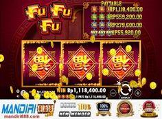 Nikmati permainan klasik di Fu Fu Fu™, slot online formasi 3×3 dan 1 baris. Kejar simbol keberuntungan untuk memenangkan taruhan hingga 100 kali lipat secara instan hanya di mandiri888. Daftar sekarang dan raih kemenangannya. Fu Fu Fu, Slot Online, Broadway Shows