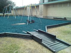 581-430-8 Modern Tri Pod Swings for Playground from DunRite Playgrounds http://www.dunriteplaygrounds.com/store