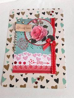 carte de st Valentin 3D ou carte pour toute occasion carte