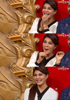 Jacqueline Fernandez in Comedy Nights Bachao