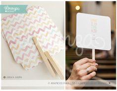 Invitaciones de Casamiento / 15 años / aniversarios especiales ABANICOS Lorenza Diseño / facebook: https://www.facebook.com/lorenza.disenoLorenza Diseño