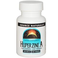 My genetic and realtime neurotransmitter profiles  both say acetylcholine is low. Heard a lecture by Dr Kharazzian and this seems to be the shot - Huperzine A, 100 mcg maintains acetylecholine levels for brain activity. Lets take it for a whirl!